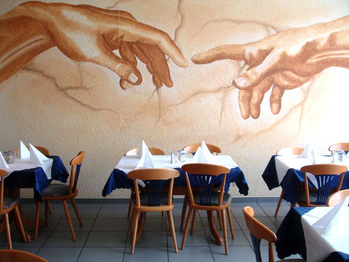 Pizzeria vis vis restaurants mainz deutschland for Einrichtungshaus darmstadt
